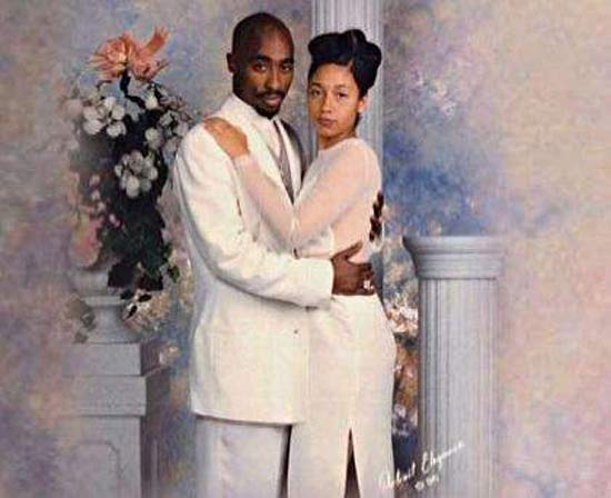 40 celebrity prom pictures ~ Tupac