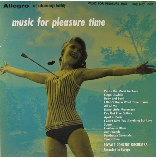 1960s Music for pleasure time ~ Album Cover Art ! The Bad, The Funny The Worst