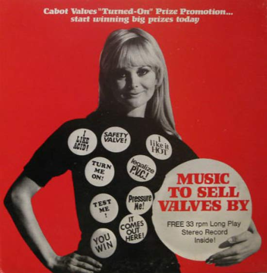 Music to Sell Valves By ~ Album Cover Art ! The Bad, The Funny The Worst