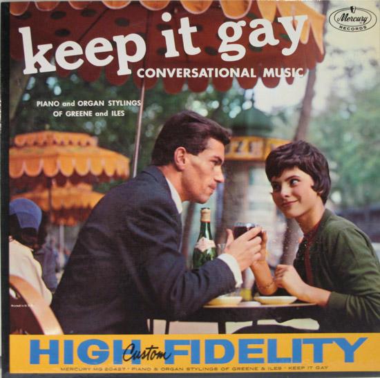 Keep It Gay ~ Funny, Creepy Bad Album Cover Art