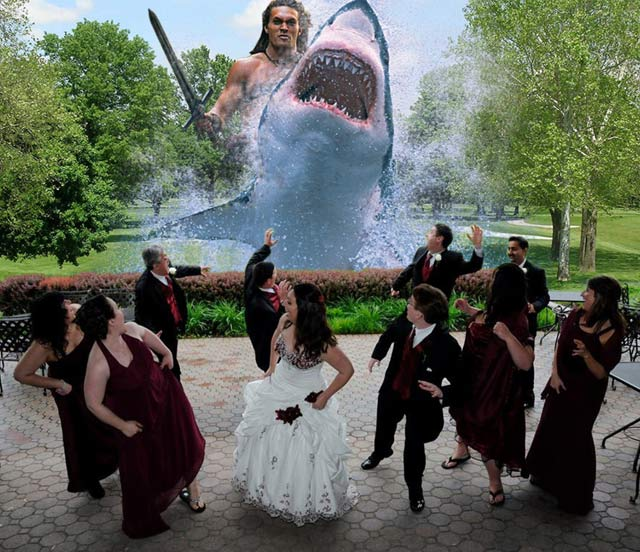 Funny Wedding Pictures 14 Here Comes The Crazy Team Jimmy Joe