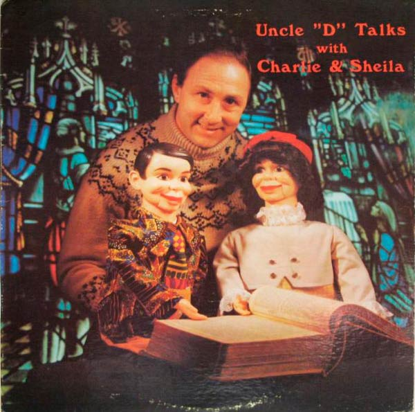 Uncle D Talks with Charlie & Shiela ~ The Worst Bad Classic Album Cover Art