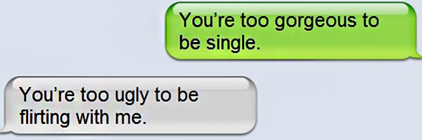 Rejection Texts: Flirty Rejections