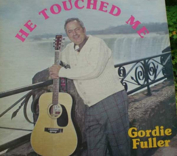 Gordie Fuller He Touched Me ~ The Worst Bad Classic Album Cover Art