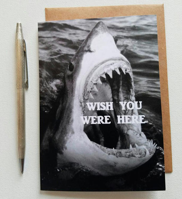 Hate Mail ~ 21 anti-greeting cards to send to your enemies