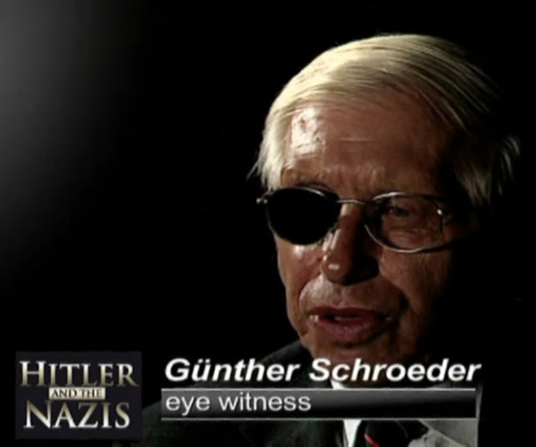33 Funny Pics ~ Gunther Schroder eye witness patch