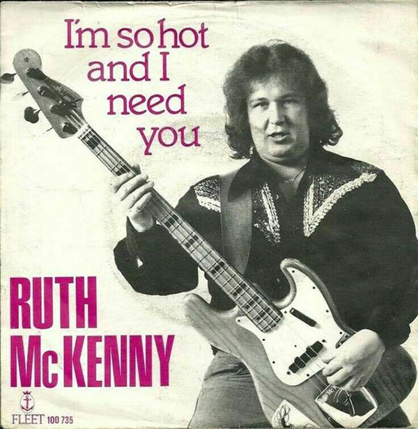 Ruth McKenny, So Hot!... ...The Worst Album Covers Ever!