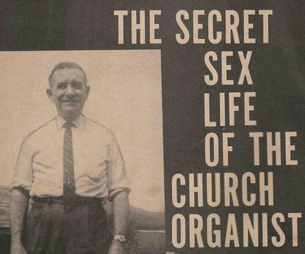 The Secret Sex Life of the Church Organist... ...The Worst Album Covers Ever!