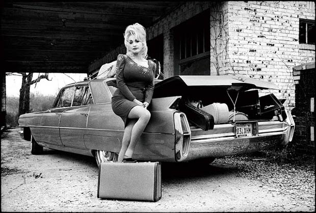 23 Rock Star & Their Classic Cars ~ Dolly Parton's Cadillac DeVille