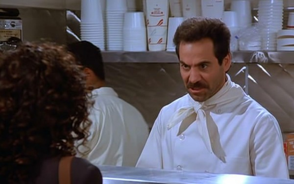 Image Credit: Seinfeld, Season 7, Episode 6, Shapiro/West Productions, Castle Rock Entertainment