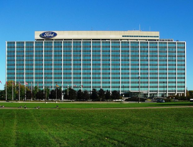 Photo Source: Wikipedia, Ford World Headquarters