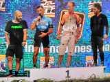 Claudio ed Ersilio raccontano il Teamlife sul podio