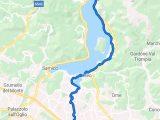 Giorno 1: Partenza da Rovato, giro in Franciacorta e poi su verso Passabocche