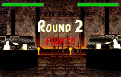 PL Round 2 Fight
