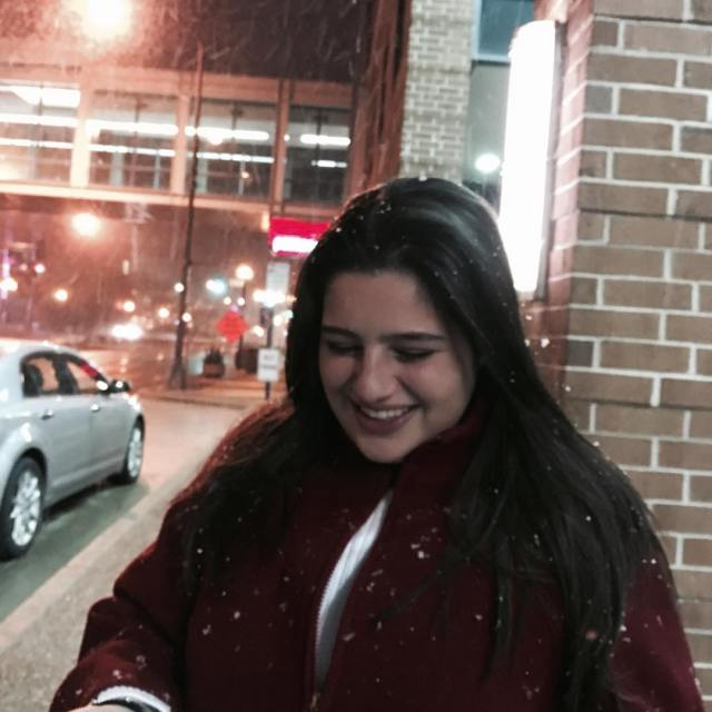 nothing like a good flurry to end the night