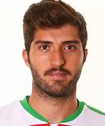 10 Karim Ansarifard