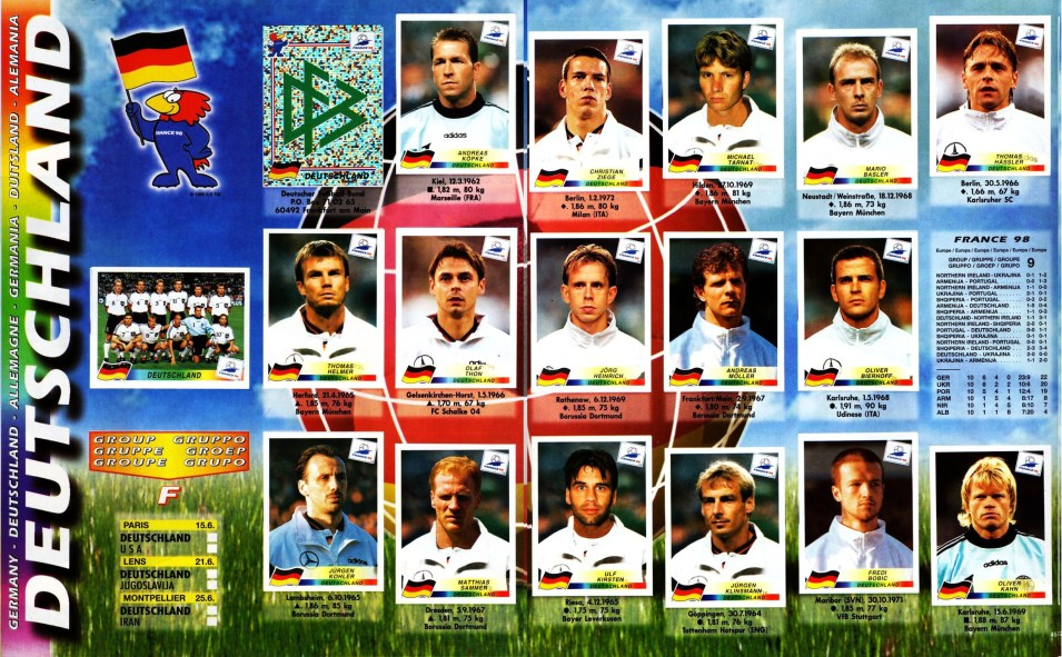 Germany-WC1998