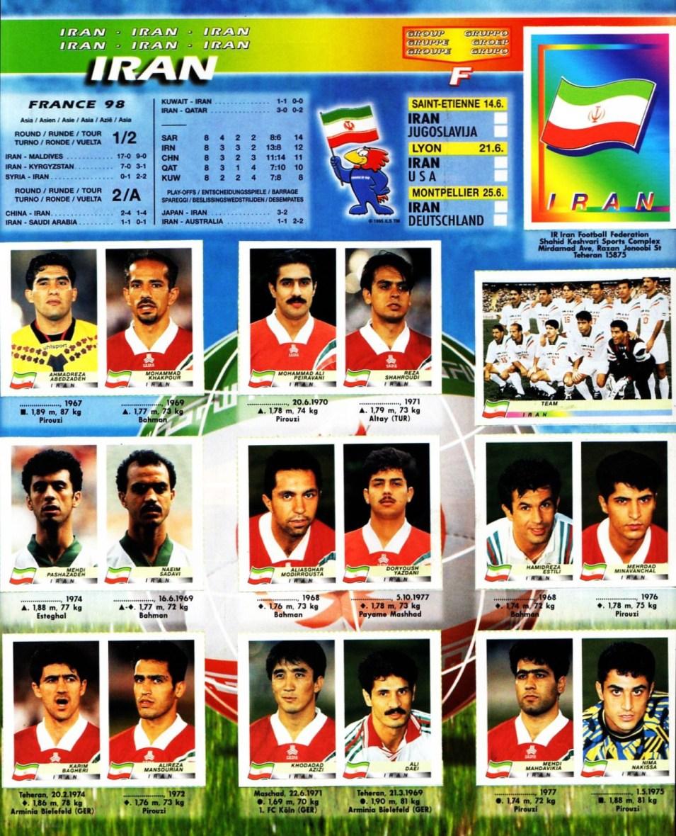 Iran-WC1998