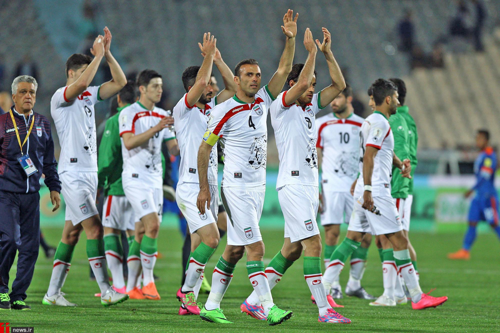 Strong team to face Algeria – TeamMelli 0cdb1c28f