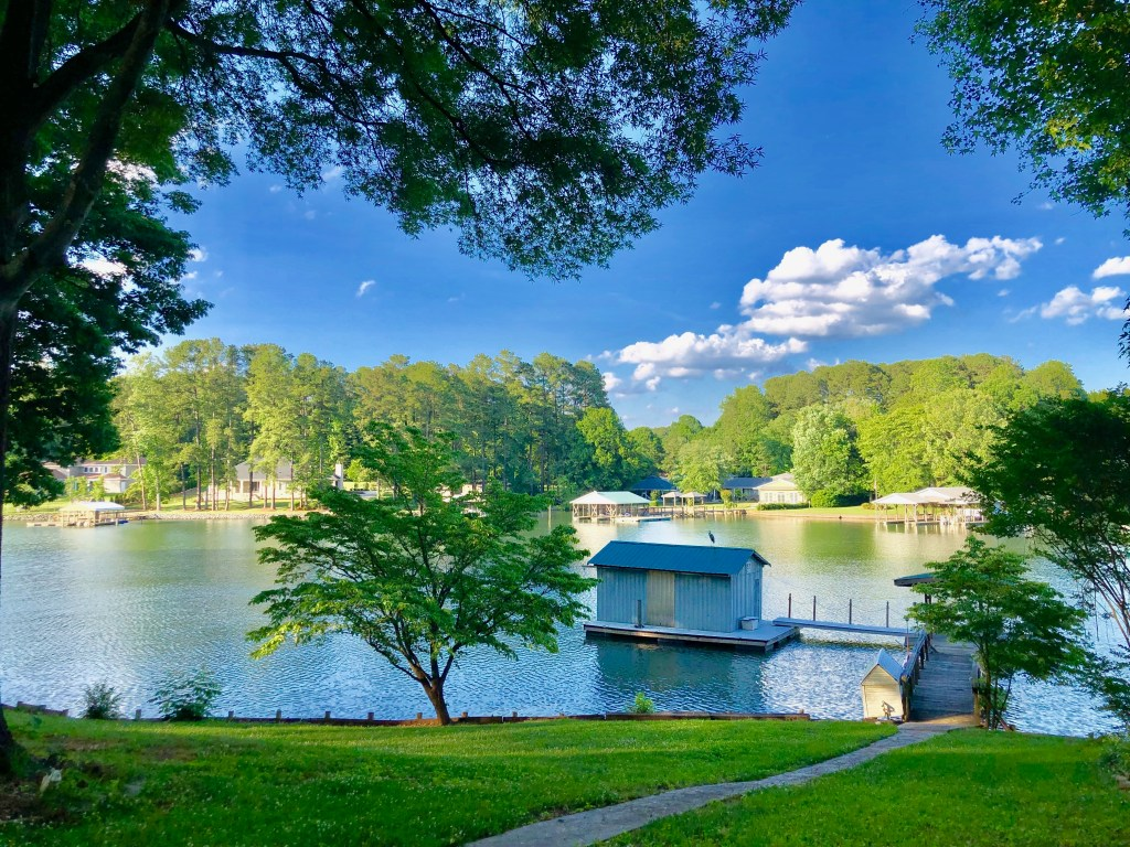 Open House in Mooresville – Waterfront Home!