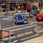 Team Neutrino's robot