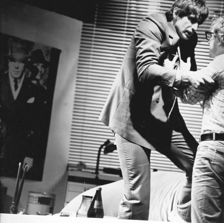 """Produktion""""Spiels,s nochmals Sam"""" v.Woody Allen im VT-Studio"""