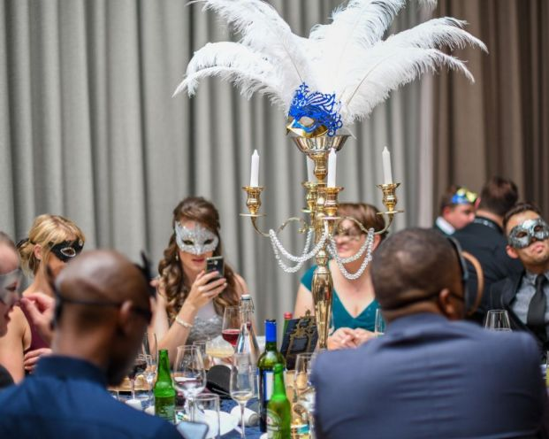 Winelands Themed Year End Party