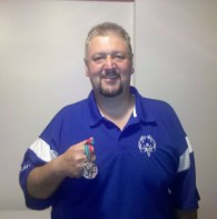 Dan in 2010 when he was a Special Olympics basketball coach