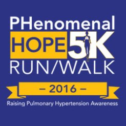 PHenomenal Hope 5k logo
