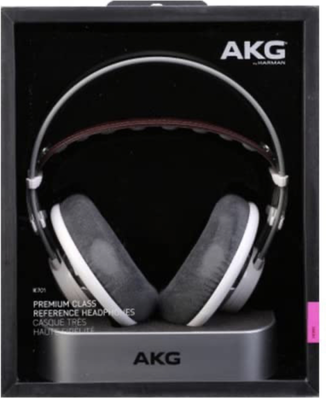 AKG K701 Appearance