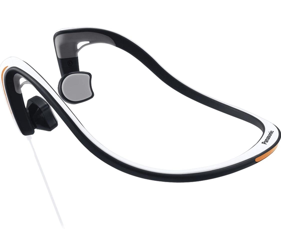 Panasonic RP-HGS10-G Bone Conduction Headphones