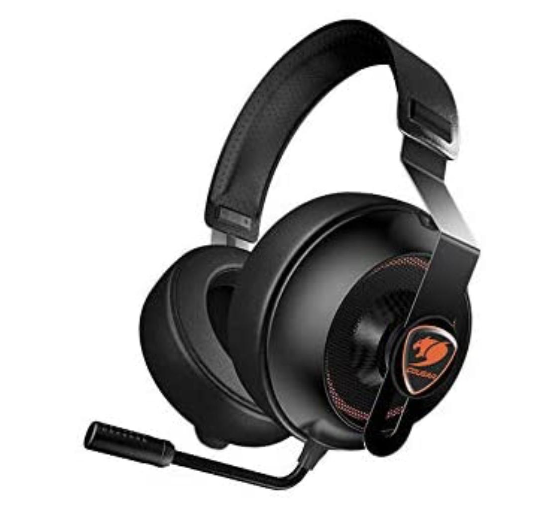COUGAR Phontum Best Gaming Headphones Under 100$