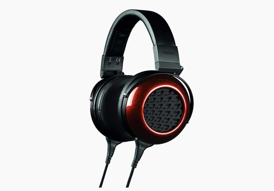 Open-end headphones