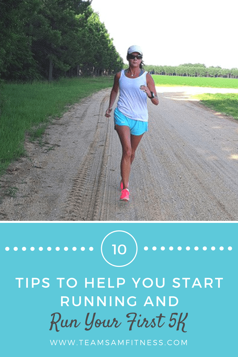 Run Your First 5K with these 10 Tips to Help You Start Running