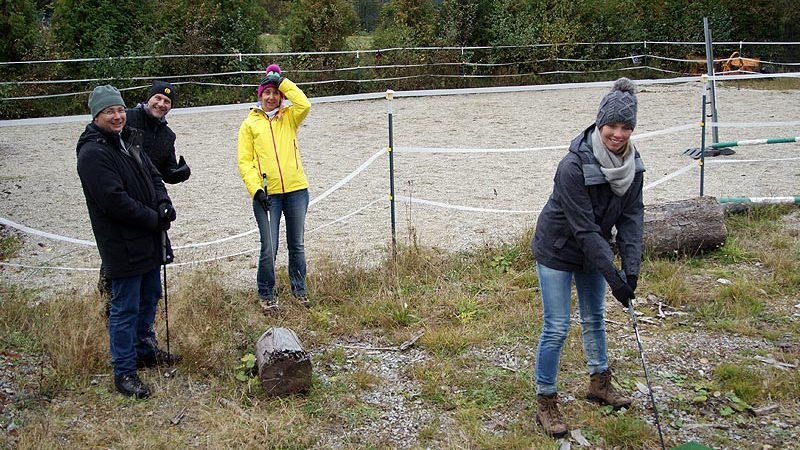 Wintercrossgolf Allgäu