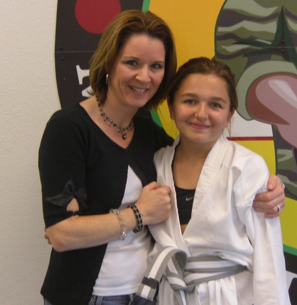 Colleen Iannuzi comments on Third Law BJJ Kids Program of Naples, FL
