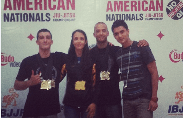 Naples Brazilian Jiu Jitsu: 7 BJJ Medals: 3 Golds, 2 silver, 2 Bronze - Four Competitors
