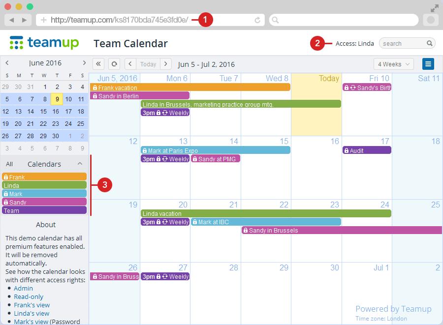 Calendar Google Photos