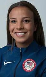 Olympian 2016 Mallory Pugh