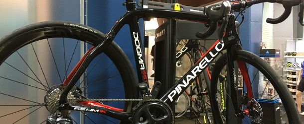 Disc brakes legalized for pro racing