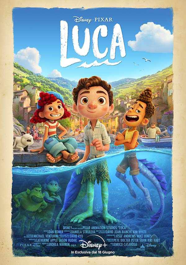 Luca poster ufficiale