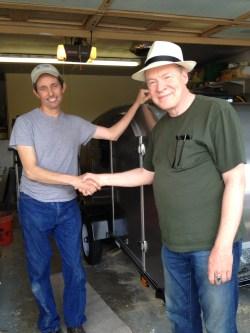 Don meets Jim