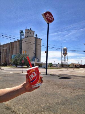 Dairy Queen, Stratford, Texas
