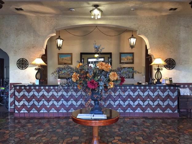 Photo of Hotel Paisano Lobby