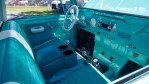 photo of a 1962 International Scout interior