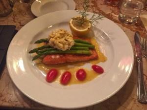 image of La Brioche dinner in Madison Wisconsin
