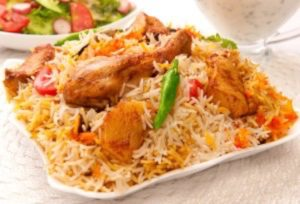 photo of Chicken Biryani