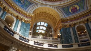 photo of the Classic interior of the Capitol