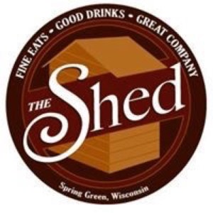 graphic of The Shed logo