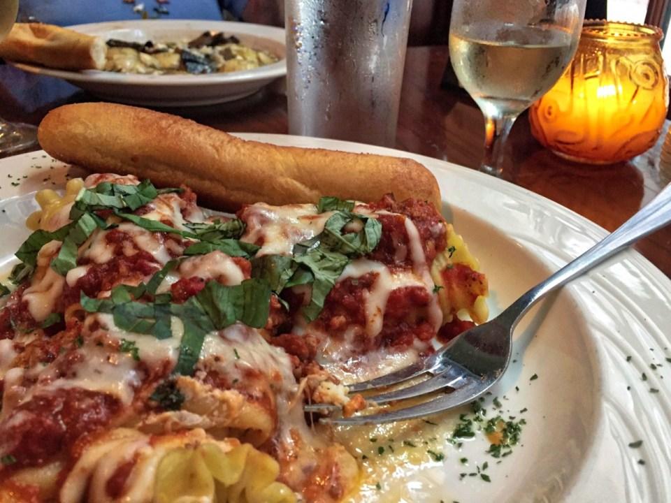 photo of Monarch's Lasagna